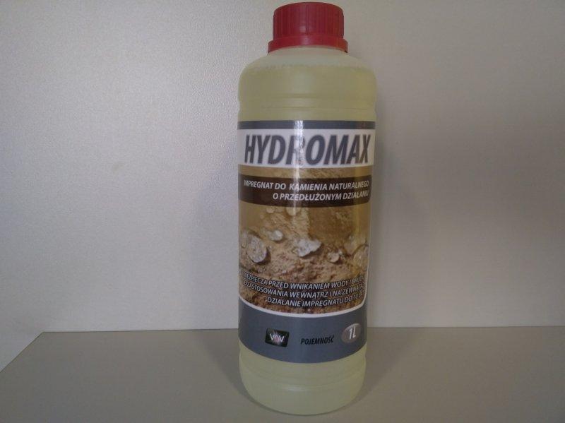 Hydromax - kamień naturalny: impregnacja