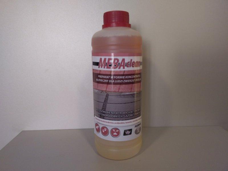 MEBA CLEAN- kostka brukowa czyszczenie
